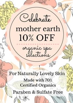 organic flyer